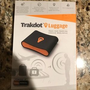 Other - Trakdot Luggage tracker